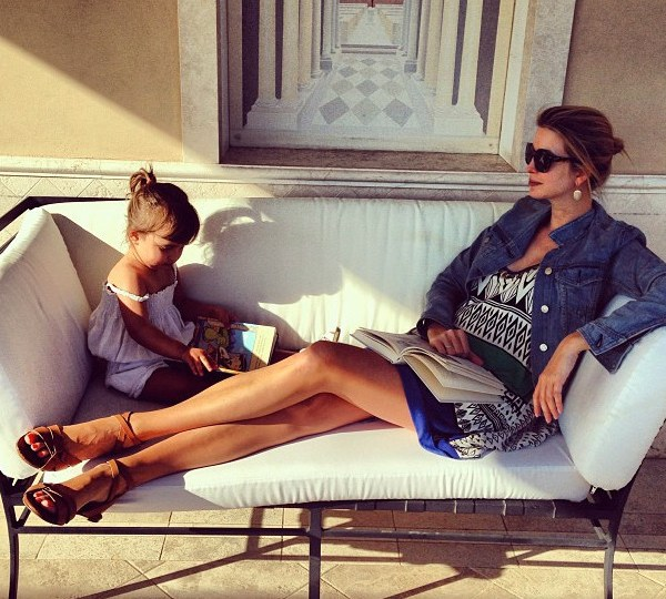 , Photo Of The Day: Ivanka Trump and 2 Year Old Daughter Arabella