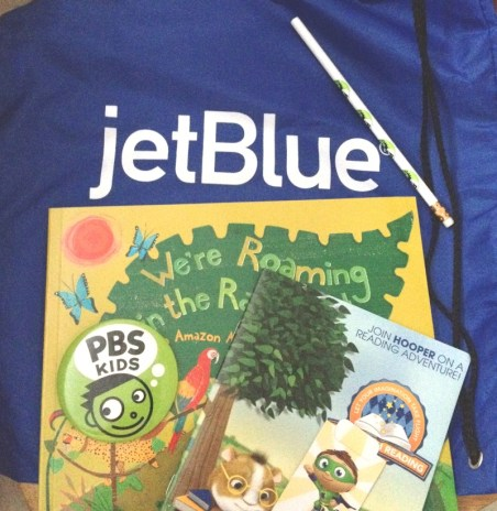 JetBlue Child Travel