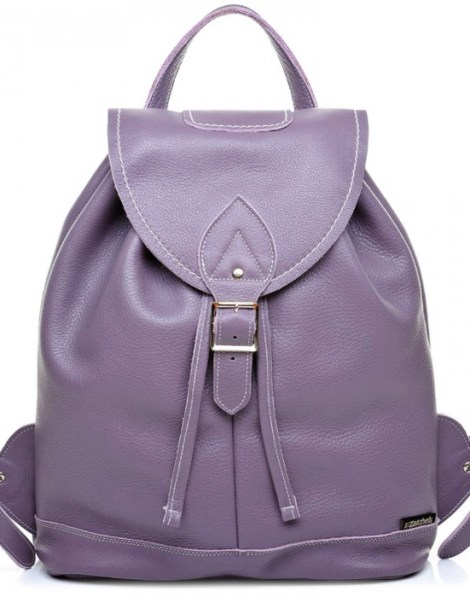 Zatchels Lavender Duffel Bag Girls Personal Style Back To School Year #GirlsBackToSchoolYear