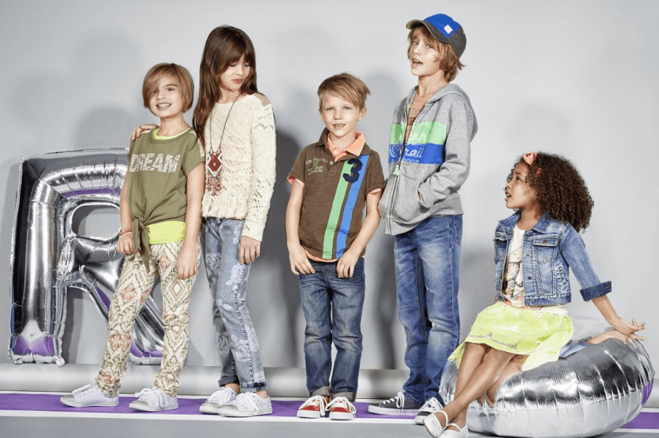 RUMM spring 2014 Kids Clothes
