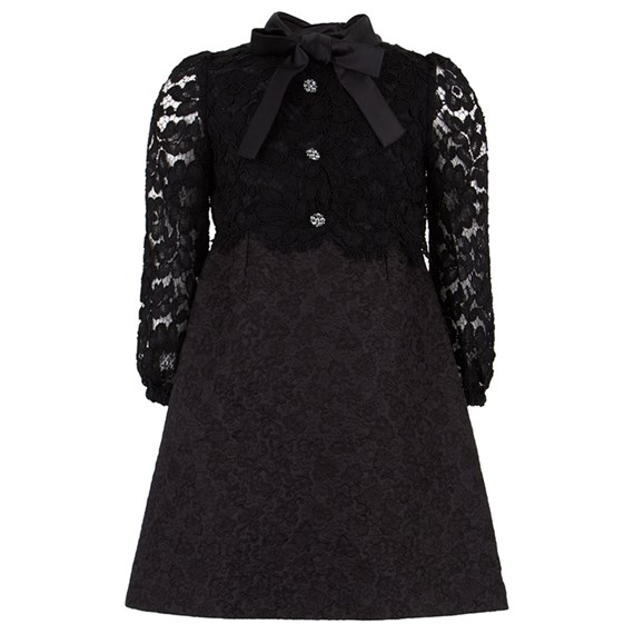 Dolce & Gabbana Girls Dresses, Dolce & Gabbana Girls Dresses After 6 P.M. #LBD