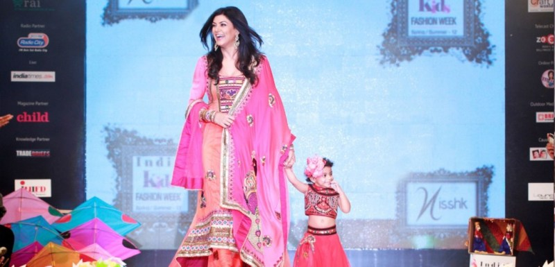 India Kids Fashion Show 2015 CharmPosh