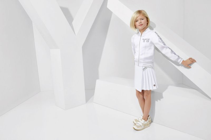 Young  Versace Kids Fashion Trends Spring Summer 2015 CharmPosh