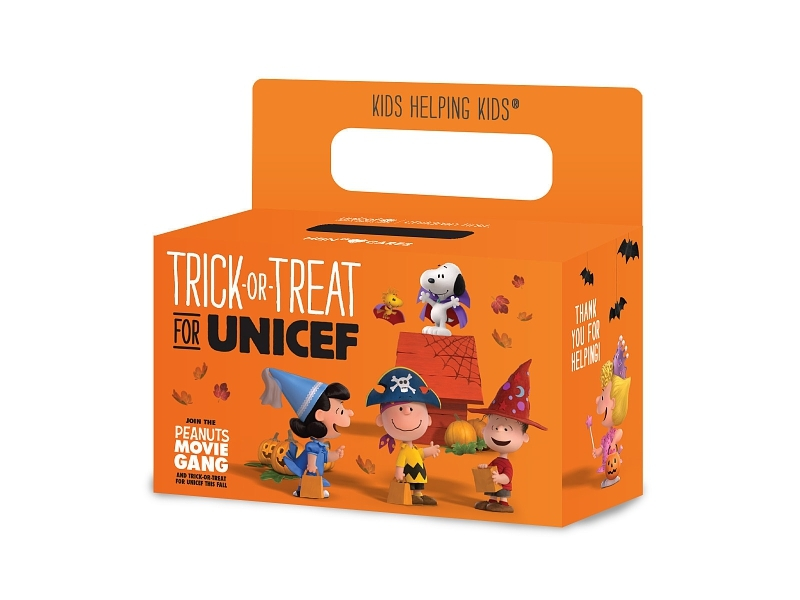 Halloween With UNICEF CharmPosh
