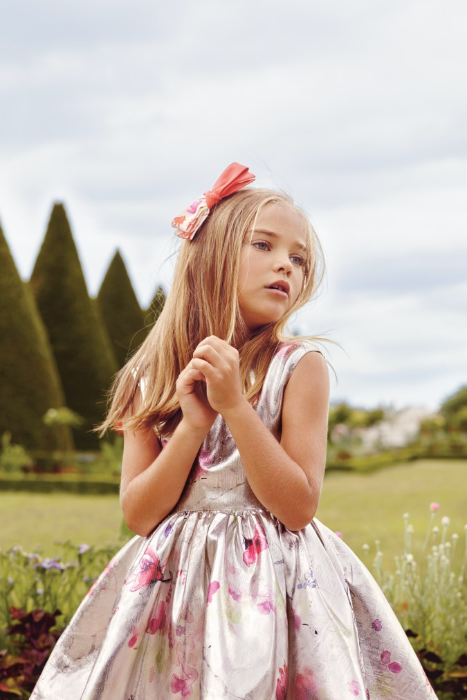 Baby Dior Spring 2016 CharmPosh Girls Clothes 3