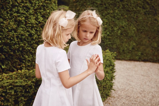 Baby Dior Spring 2016 CharmPosh Girls Clothes 8