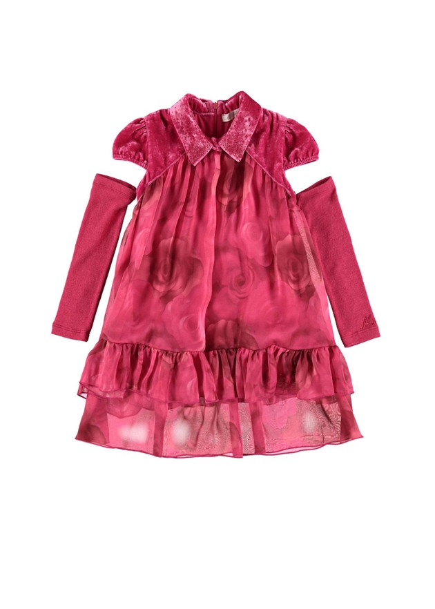Miss Blumarine Fall Winter 2015 2016 CharmPosh Kids Clothes main 1