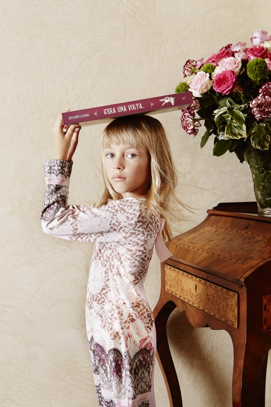 Miss Blumarine Fall Winter 2015 2016 CharmPosh Kids Clothes main