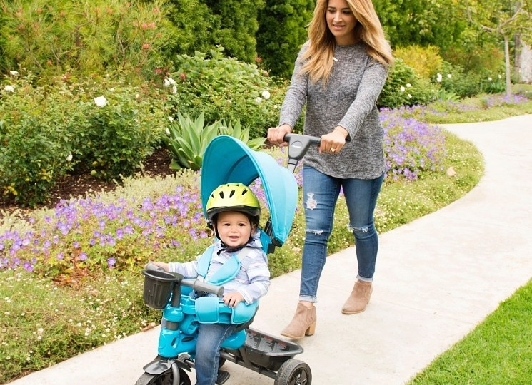 Joovy Tricycoo 4.1 Tricycle, Joovy Tricycoo 4.1 Tricycle Perfect To Teach Balance and Coordination