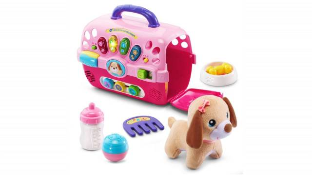 Vtech Care for Me Learning Carrier Charm Posh