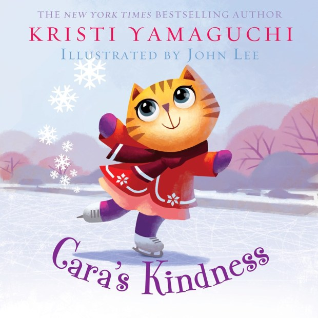 caras-kindness-by-kristi-yamaguchi-and-illustrated-by-john-lee-charmposh