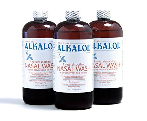 Alkalol Solution Cold and Flu CharmPosh