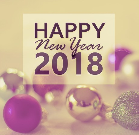 Happy New Year 2018, Best Wishes For A Happy New Year 2018