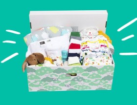 Original Finnish Baby Box CharmPosh