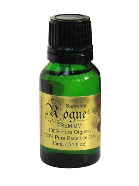 ROGUE 100% PURE ORGANIC PREMIUM ESSENTIAL OIL CharmPosh