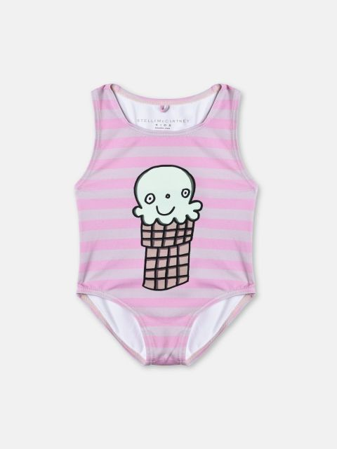 Sun Fun Stella Mccartney baby swimsuit CharmPosh