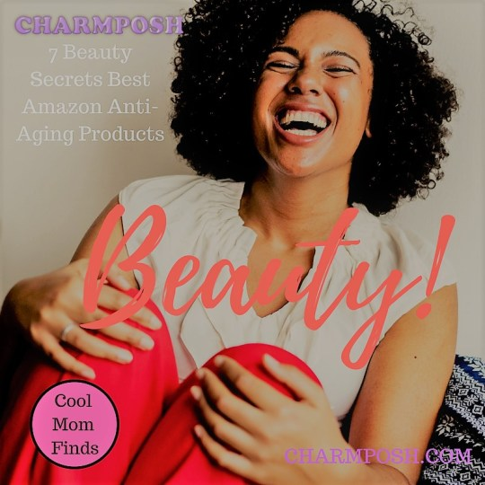 7 Beauty Secrets Best Amazon Anti-Aging Products main 1 CharmPosh