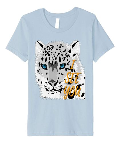 I see You Big Cat CHARMPOSH TShirt 3 Main