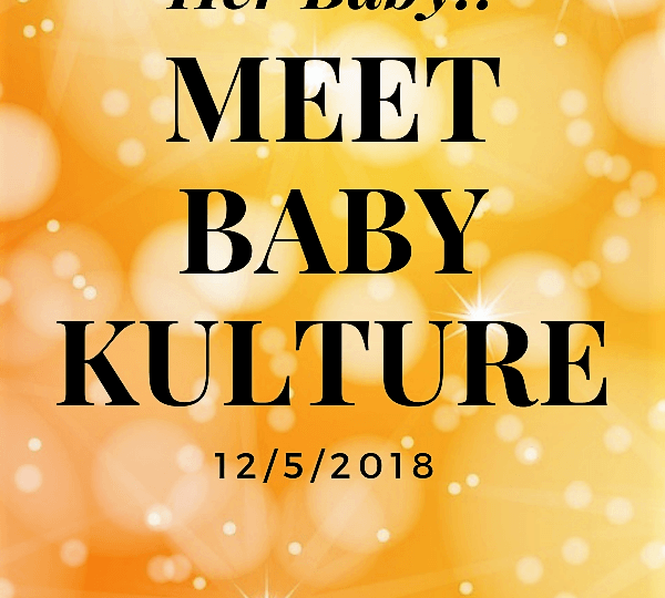 Baby Kulture, Finally, Cardi B Shows Us Baby Kulture
