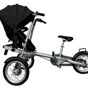 BabyRoues Meteo Bicycle Stroller