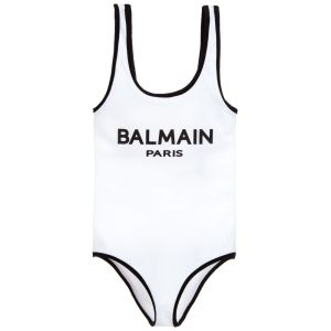 Balmain Young Girls Swimsuit CharmPosh