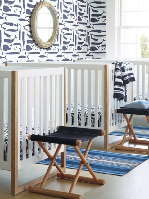 The Seafarer Nursery CharmPosh