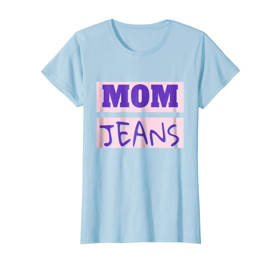 Mom Jeans best T Shirt Runway Look by CharmPosh 1