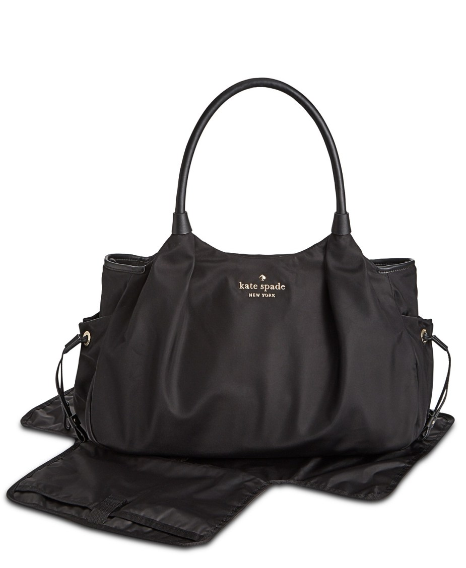 Watson Lane Stevie Extra-Large Diaper Bag by Kate Spade New York CharmPosh