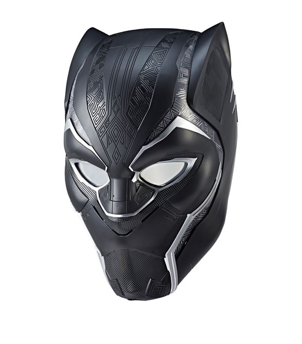 Black Panther Legends Helmet by Marvel CharmPosh