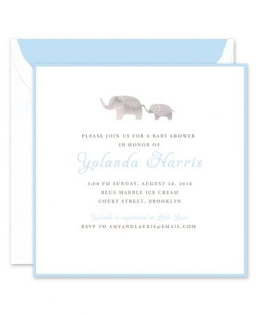 Blue-Elephant-Invitation-Fine-Stationery-CharmPosh
