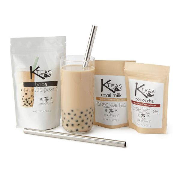 Bubble Tea Kit by Another Kind of Bubbly CharmPosh 1