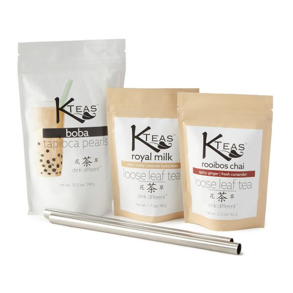 Bubble Tea Kit by Another Kind of Bubbly CharmPosh 2
