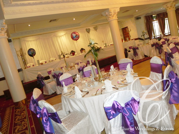 Wedding Chair Covers Belfast Northern Ireland Charm