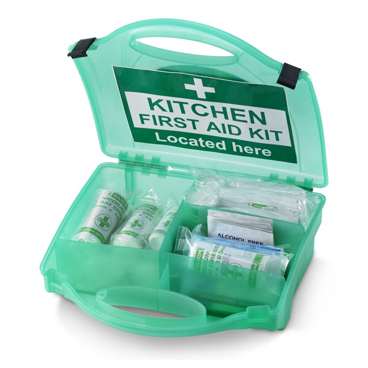 Kitchen First Aid Kits 10 Person With First Aid Kit