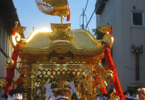 宮津祭 神輿