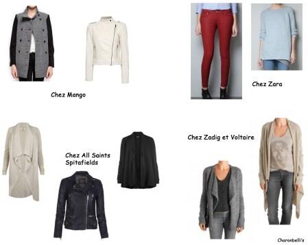 Sélection mode Noël - Charonbelli's blog mode