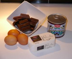 Mon fondant ultra fondant chocolat - marronsMon fondant ultra fondant chocolat - marrons - Charonbelli's blog de cuisine