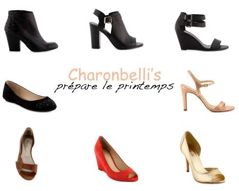 Sélection nouvelle collection Minelli - Charonbelli's blog mode