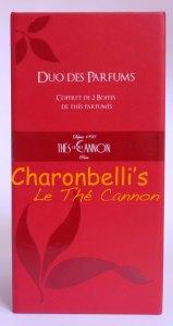 Thé George Cannon - Charonbelli's blog de cuisine
