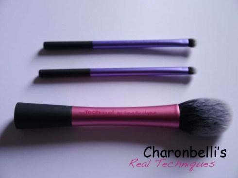 Les nouveautés de mon placard beauté - Real Techniques et Kryolan (1) - Charonbelli's blog beauté