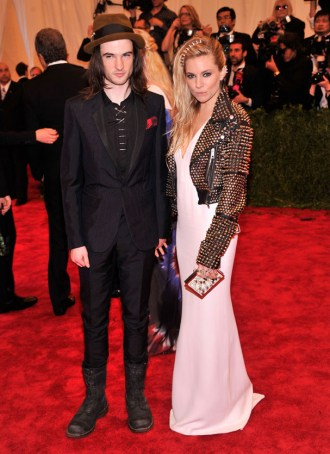 Sienna Miller au Met Ball - Charonbelli's blog mode