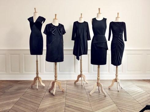 La petite robe noire chez Monoprix - Charonbelli's blog mode