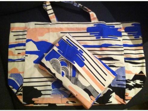 Le salon Première Classe 2013 - j'y étais ! Goodies bag milleneufcentquatrevingtquatre- Charonbelli's blog mode