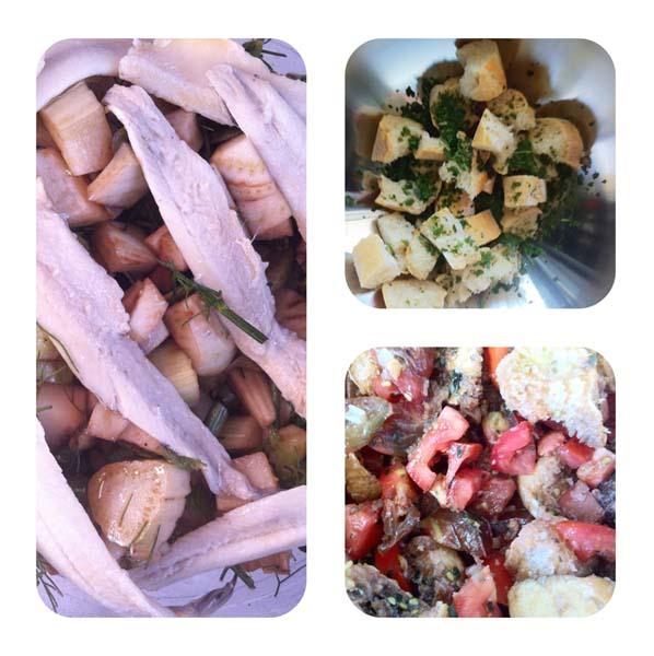 Mes salades pour prolonger l t charonbelli 39 s - Comment couper un fenouil ...