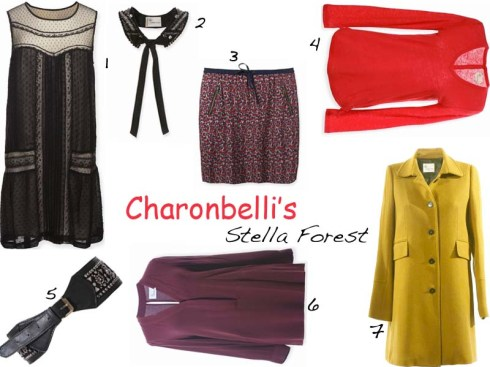 Sélection shopping Stella Forest - Charonbelli's blog mode