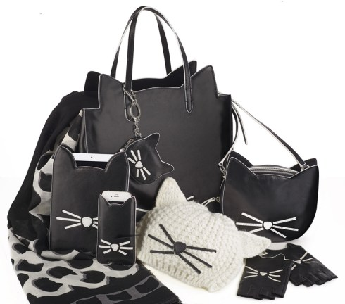 Collection Choupette - Karl Lagerfeld - Charonbelli's blog mode