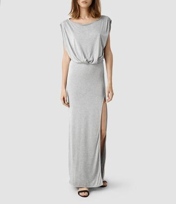 Muse dress All Saints - Charonbelli's blog mode