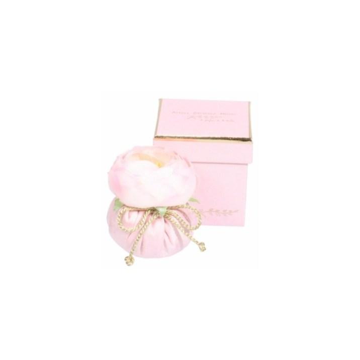 Baby boule parfumée en boite gourmandise rose Atelier Catherine Masson - Charonbelli's blog lifestyle