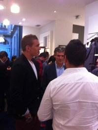 La soirée d'inauguration de la nouvelle boutique Eden Park Toulouse (2)- Charonbelli's blog lifestyle