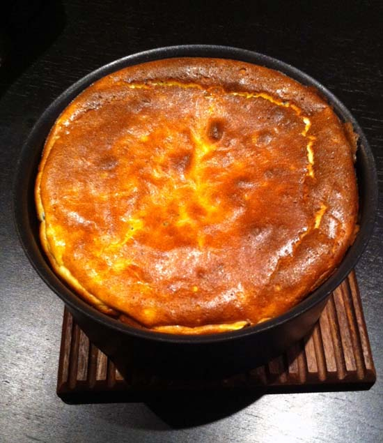 Mon gâteau ultra léger à la faisselle - Charonbelli's blog lifestyle